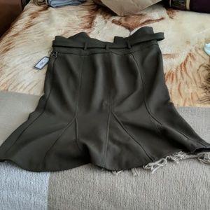 Below the knees skirt